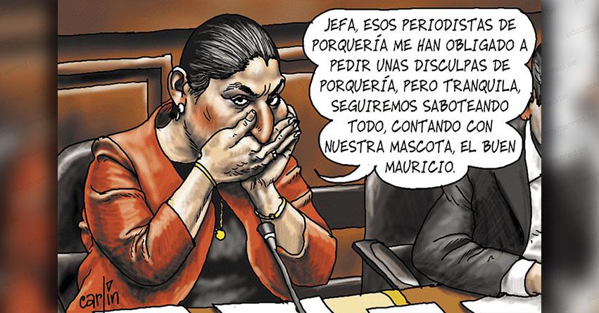 Carlincaturas Jueves 27 Septiembre 2018 - La República