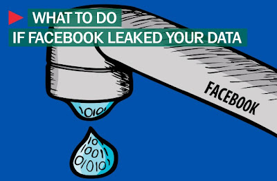 What to do if Facebook leaked your data