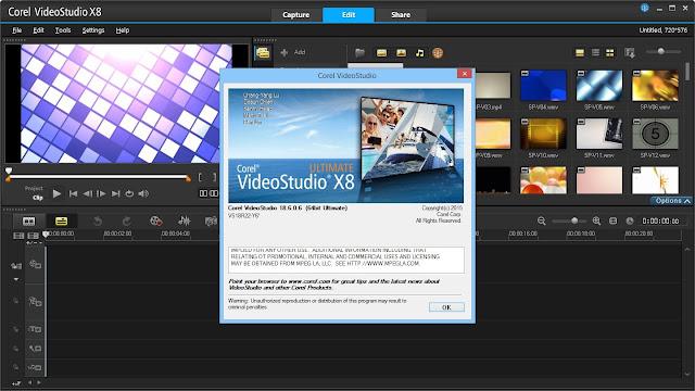 corel videostudio pro x7 with crack