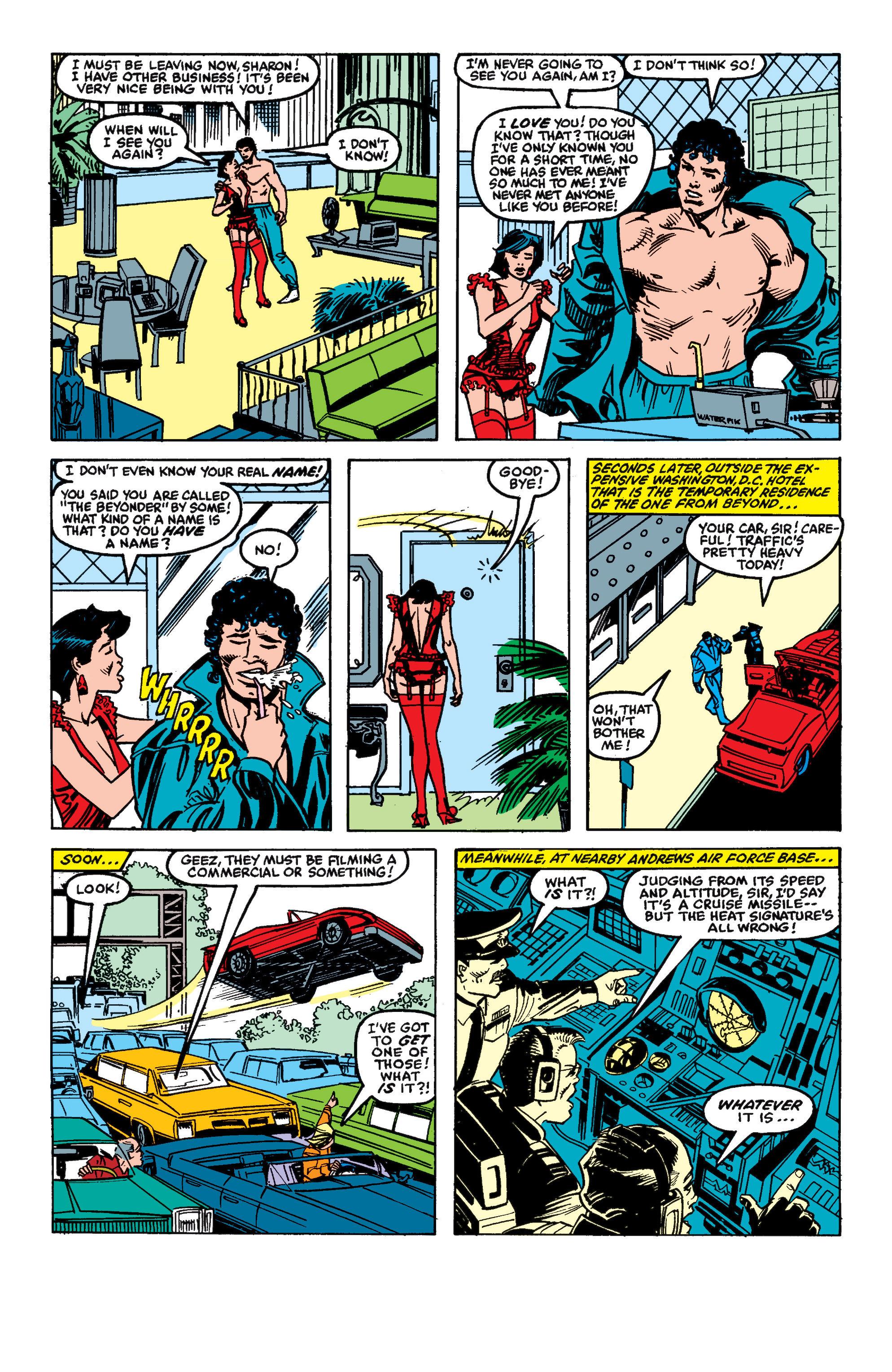 Read online Secret Wars II comic -  Issue #4 - 3