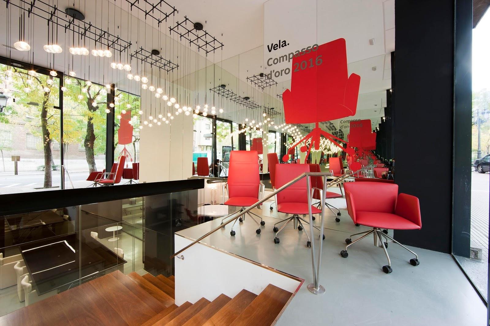 Arquiempresas tecno abre un espacio tecnol gico al - Disenadores de interiores madrid ...