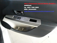 Interior Daihatsu Sigra R Deluxe