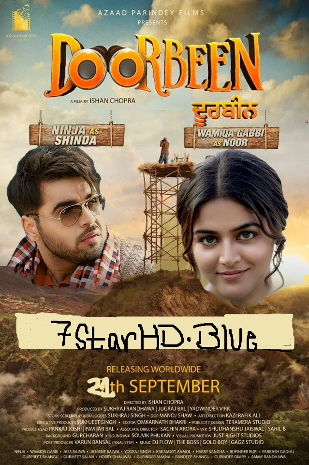 Doorbeen (2019) Punjabi 720p WEB-DL 1.2GB ESubs
