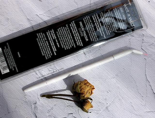 Wet&Wild Bent Liner brush