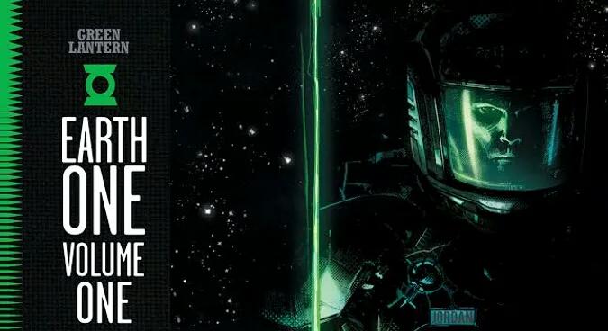 Hal Jordan's Story Retold In Dc Comics' Green Lantern: Earth One.