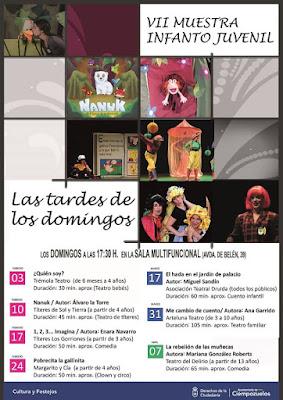 Muestra Teatro Ciempozuelos