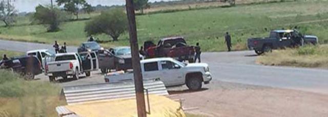 Nos mandaron a Tamaulipas a investigar a un capo del Cártel del Golfo, pero nos topamos con un retén de sicarios que nos apuntaban con un Barret