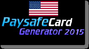 Paysafecard Pin Generator