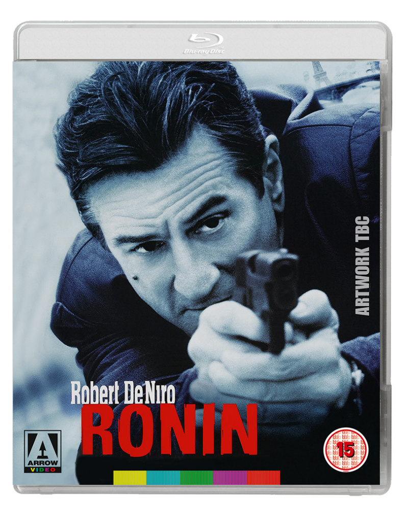 ronin arrow video
