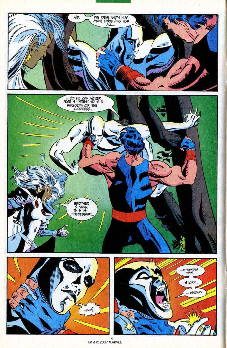Read online Silver Surfer (1987) comic -  Issue #85 - 6