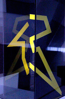 Foliendruck Spiegelschatten von Ingo Litschka