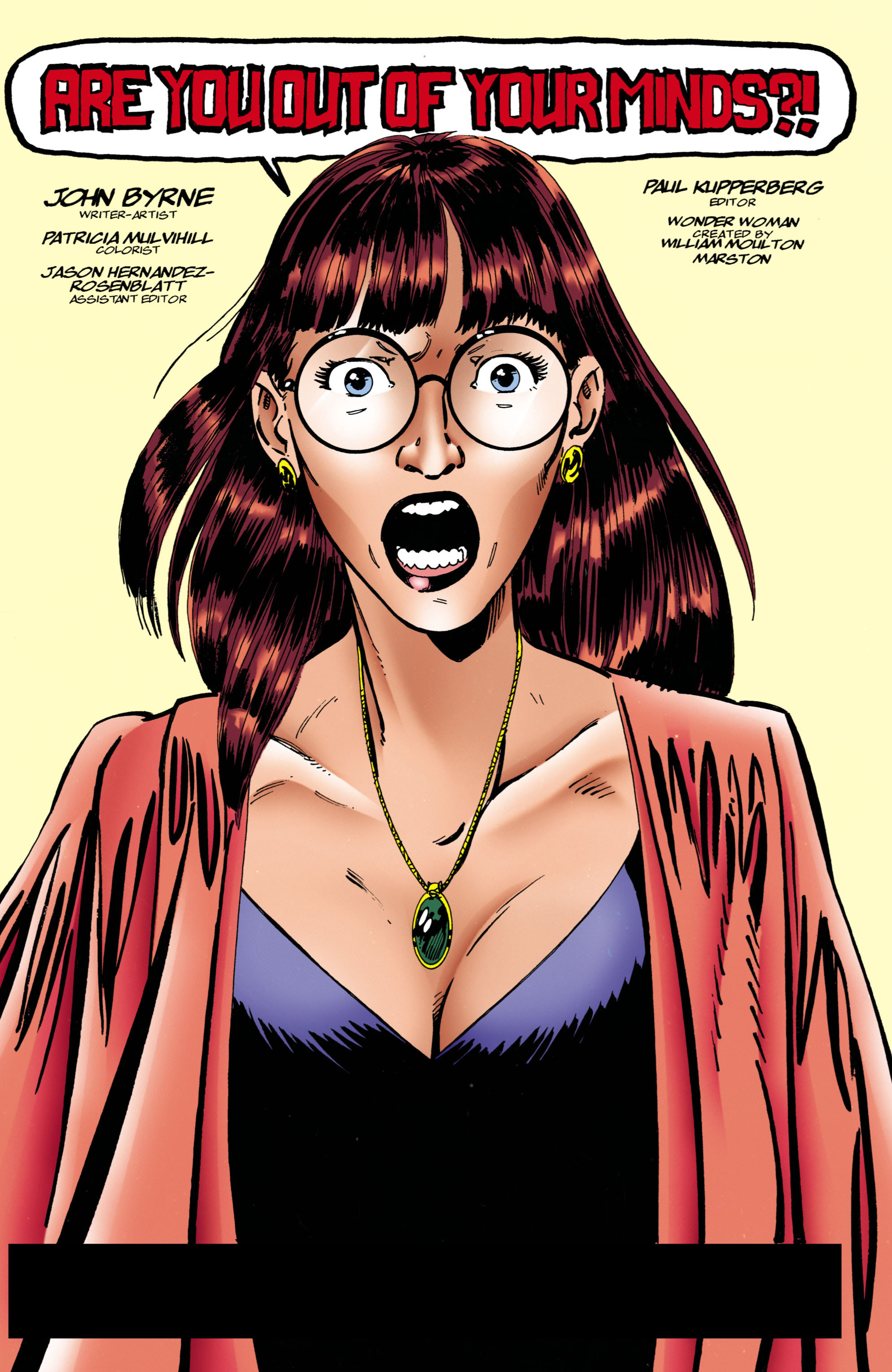 Read online Wonder Woman (1987) comic -  Issue #113 - 2
