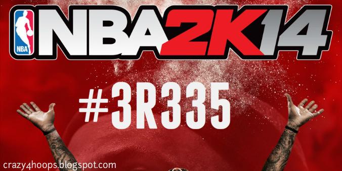 NBA 2k13 #3R335