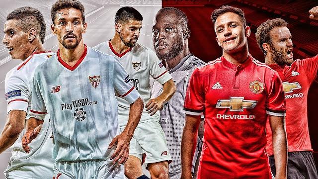 Prediksi Sevilla vs Manchester United Liga Champions