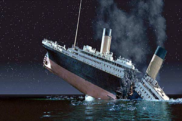 Real Truth how that day titanic sank