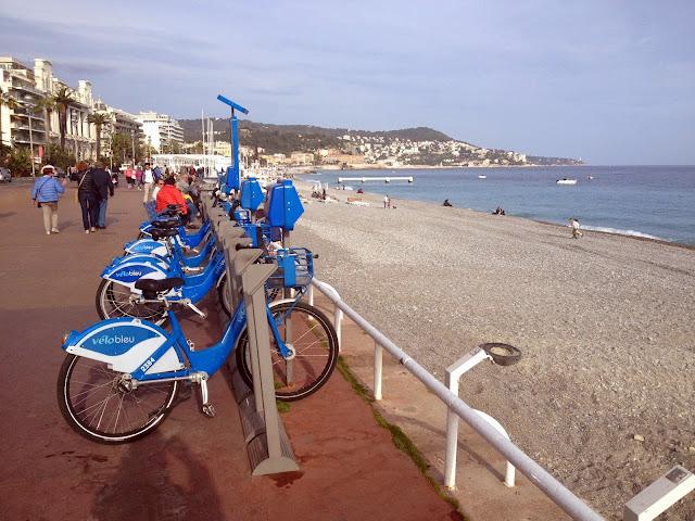paseo marítimo de Niza