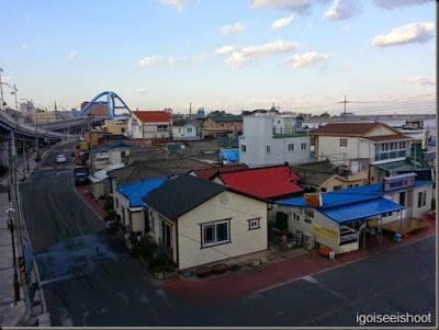 Abai Village Desa Pelarian Pengungsi Korea Utara