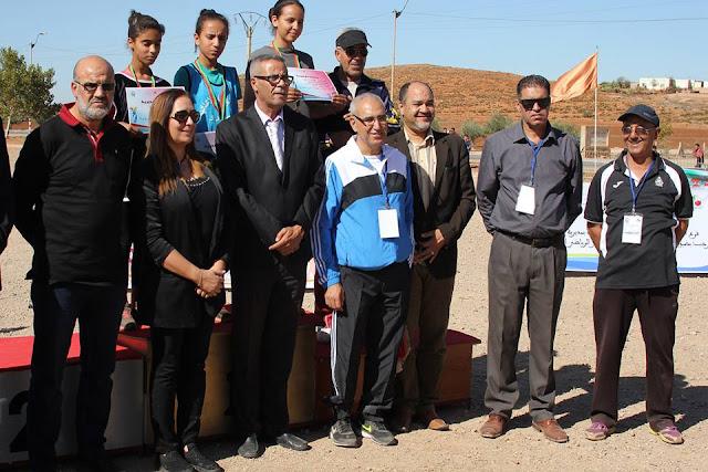 صفرو: المديرية الإقليمية لوزارة التربية الوطنية تنظم البطولة الإقليمية للعدو الريفي