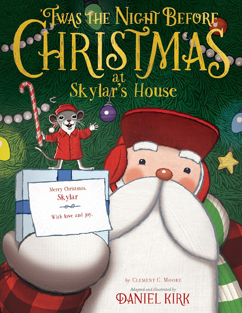 Put Me In The Story Twas The Night Before Christmas Personalized Book
