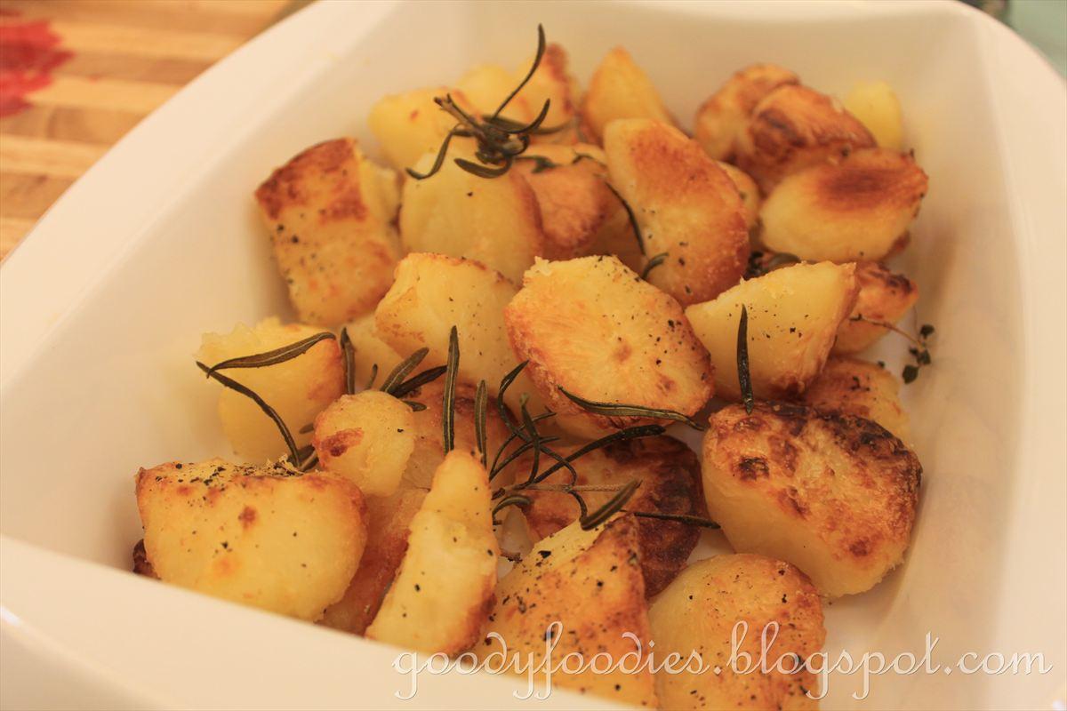 Best Roast Potatoes Restaurant