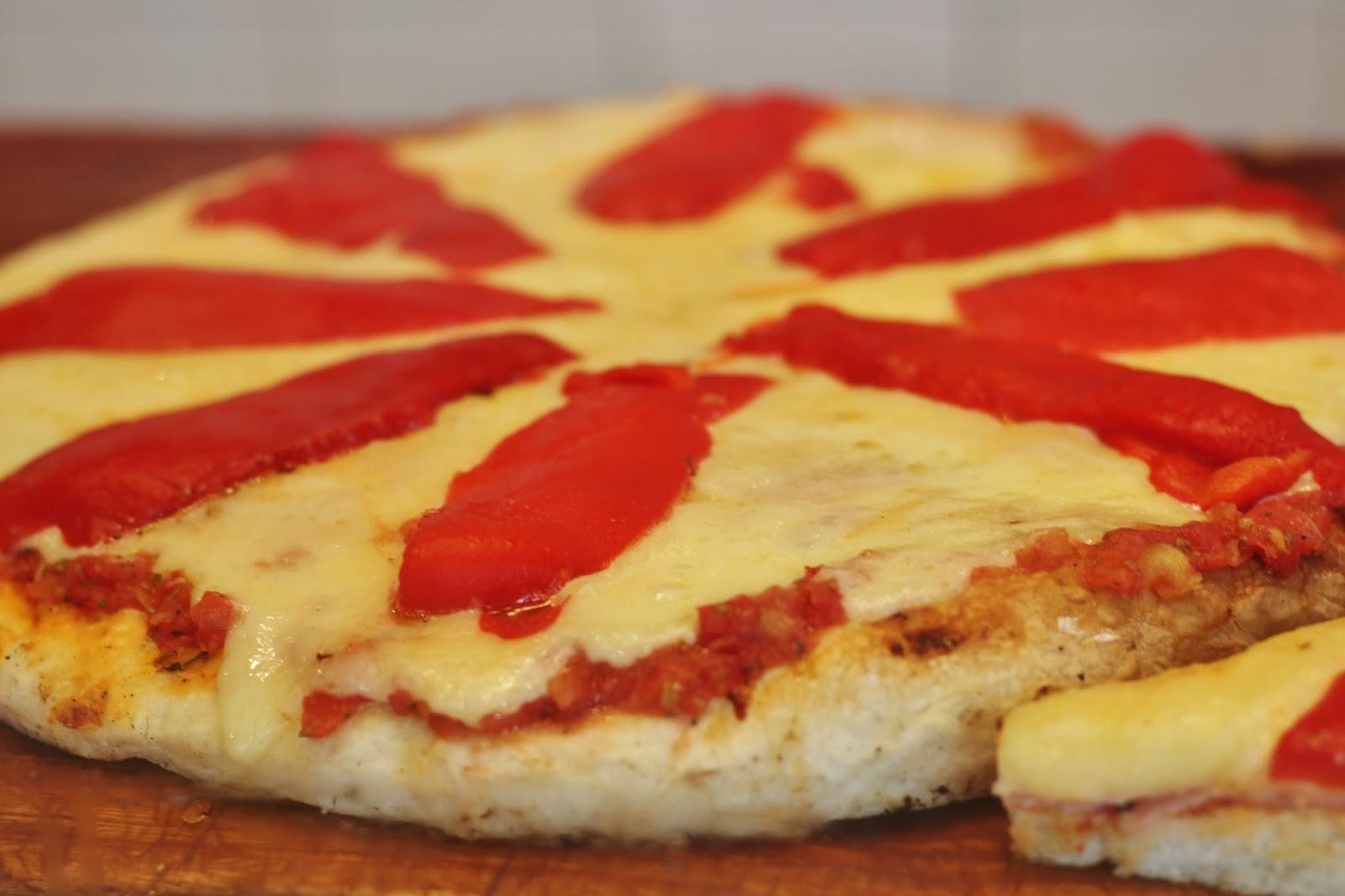 pizza de morron