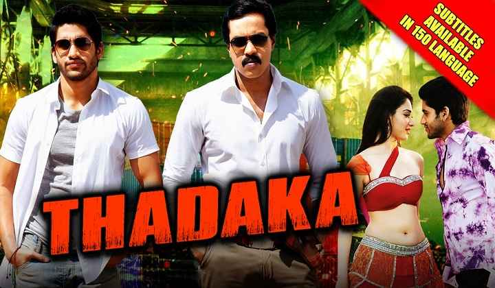 Tadakha (2016) Hindi Dubbed 720p & 480p HDRip Download