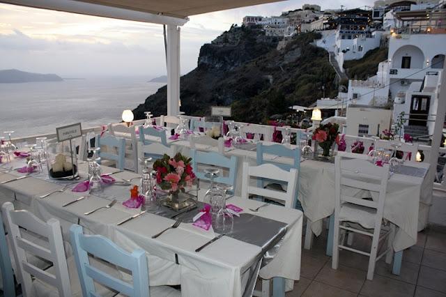 Dia 1 em Santorini