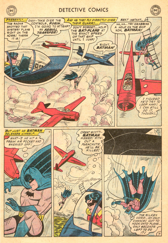Read online Detective Comics (1937) comic -  Issue #242 - 9