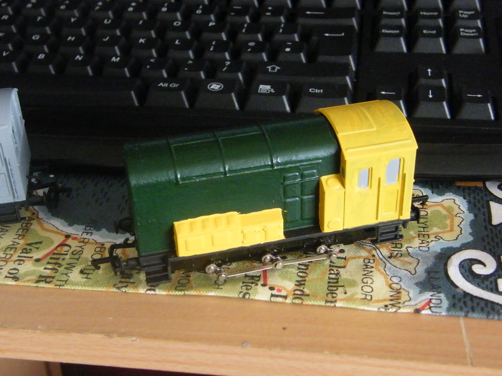 The World Of Thomas The Tank Engine Modelling: 'Arry And