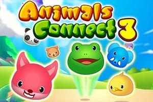 Hayvan Birleştirmece 3 - Animels Connect 3