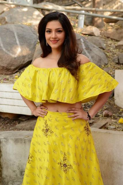 Mehreen Kaur Studio Green New Movie Launch Stills