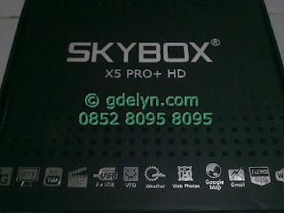 jual receiver parabola,Skybox X5 Pro plus Hd IPTV