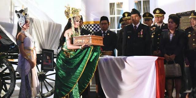Umat Islam Menyayangkan Adanya Sosok Nyi Ratu Kidul Dalam Upacara HUT RI