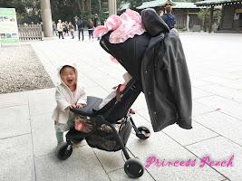 mountain-buggy-nano-推車@明治神宮