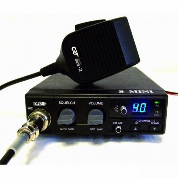 The UK CB Radio Survival Group: 3-3-3 Radio Plan For SHTF