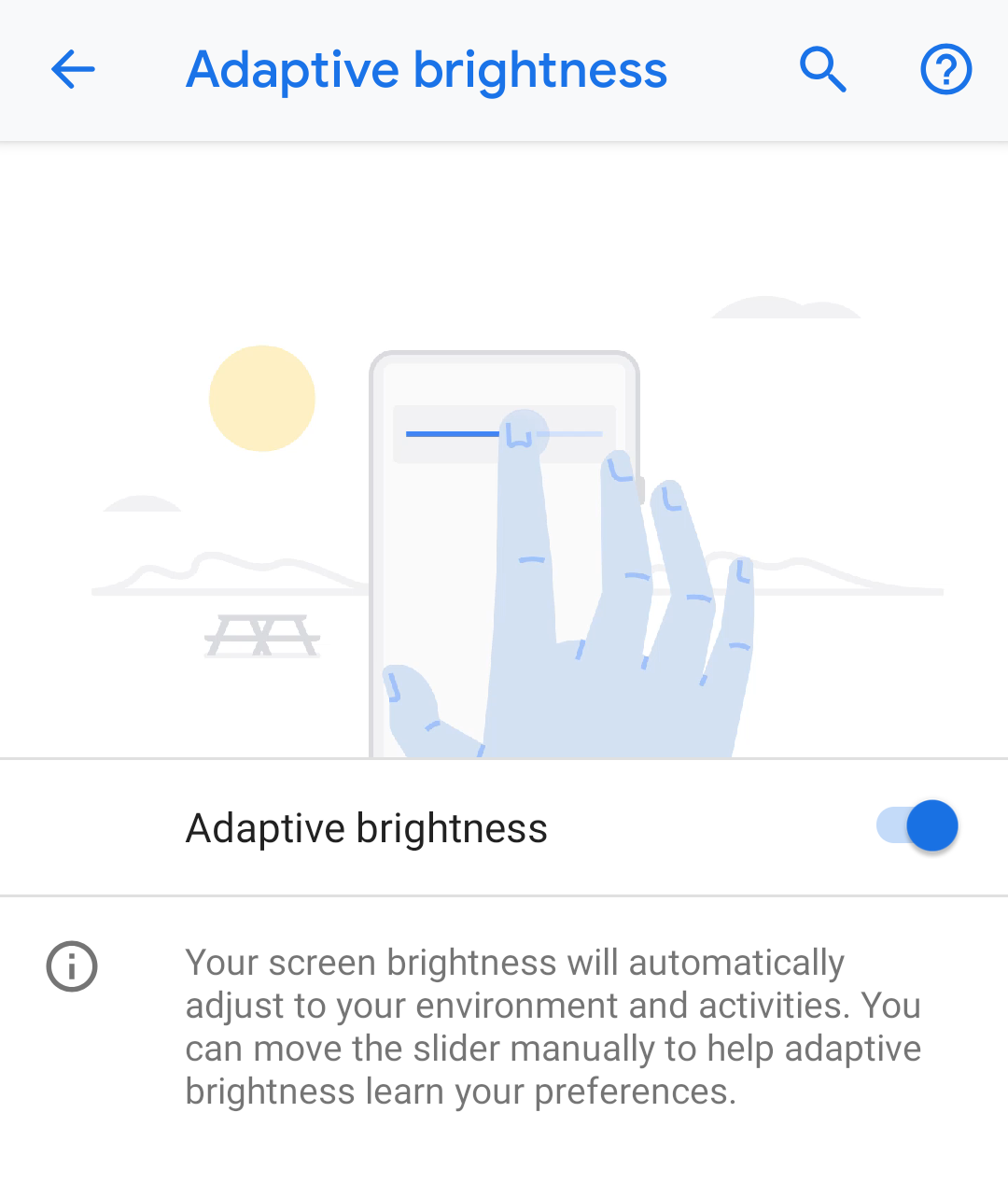 Android Developers Blog: Getting screen brightness right for every user
