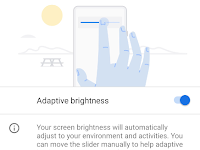 Getting screen brightness right for every user