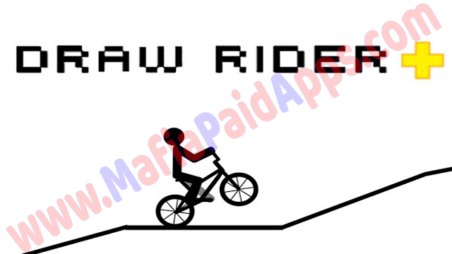 Draw Rider Plus v6.6 Apk for android
