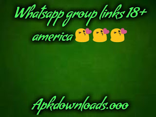 America whatsapp group links 18