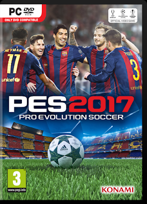 PES 2017 PC Download