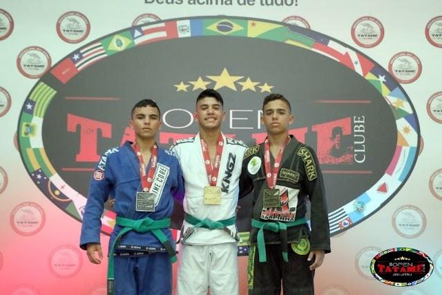 Jovem Apodienses busca ajuda para participar do Campeonato Brasileiro de Jiu-jitsu
