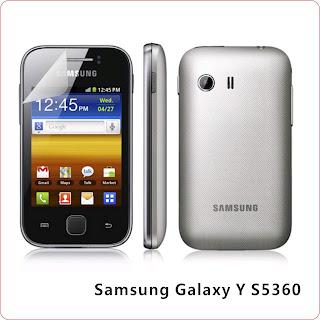 Harga Samsung Galaxy Y S5360 Terbaru