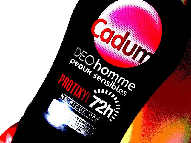 DEO homme Protixyl 72h - Cadum