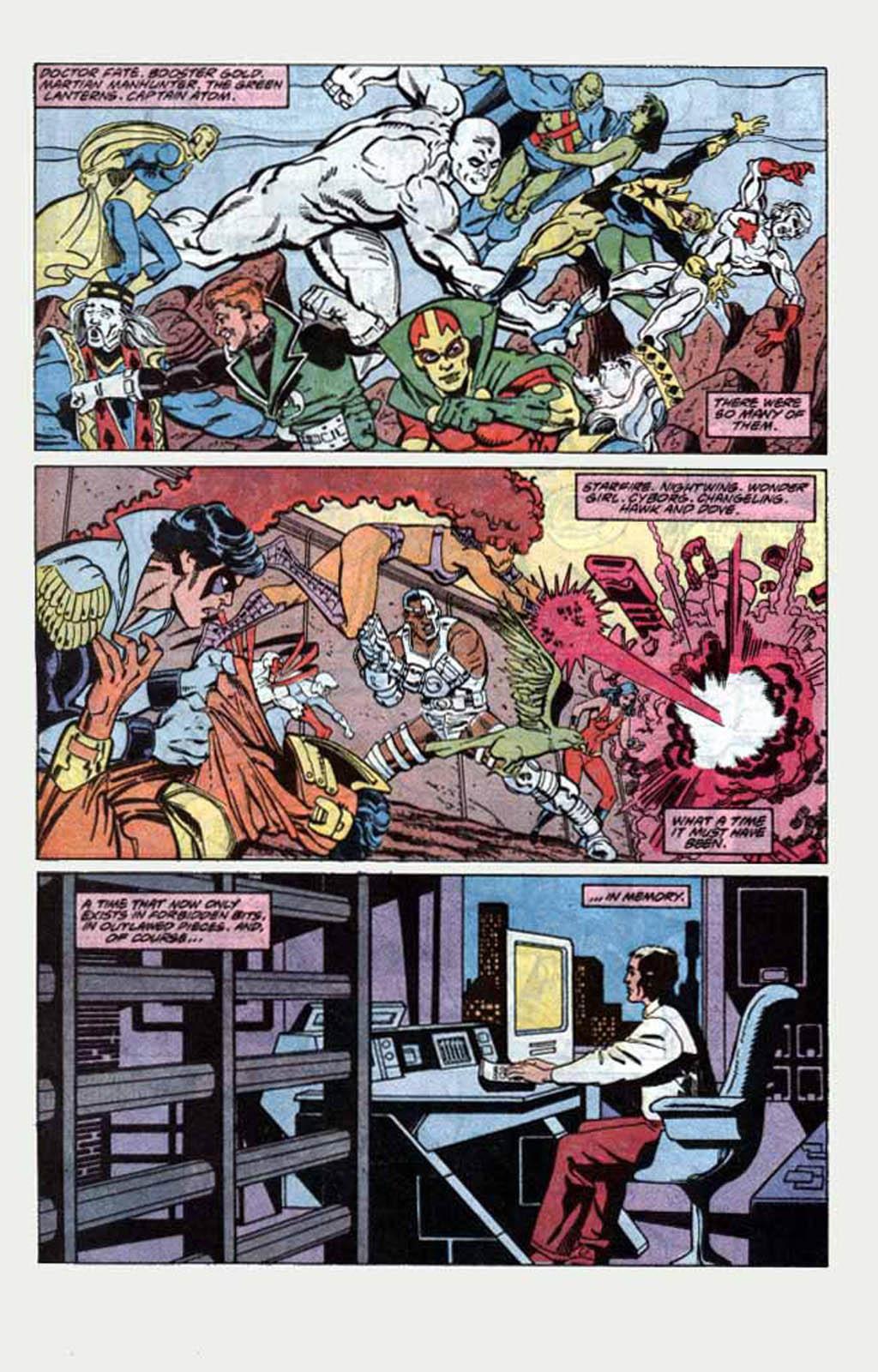 Read online Armageddon 2001 comic -  Issue #1 - 19
