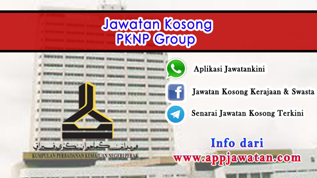 Jawatan kosong di PKNP Group