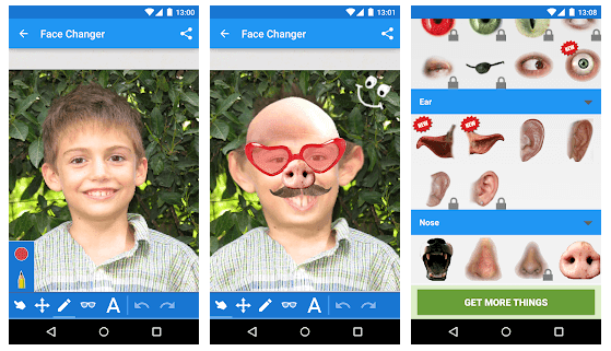 Kumpulan Aplikasi Edit Wajah Lucu Terbaik Android