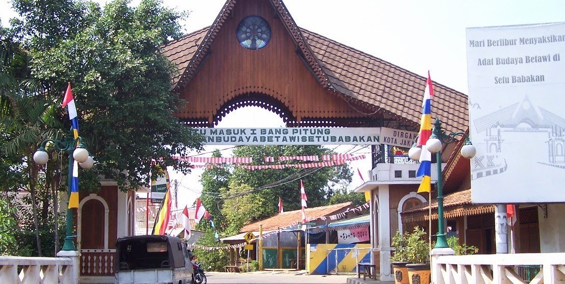 Perkampungan Budaya Betawi 289 Hektar Dibuat Terintegrasi Di 4 Zona Jakarta Observer Breaking News Opinion