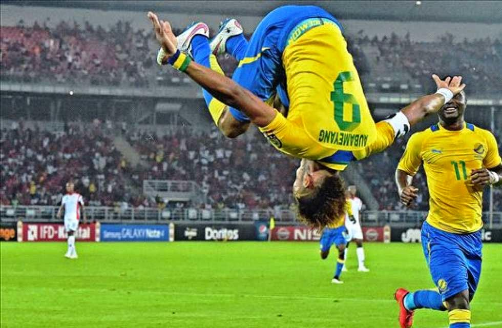 AFCON 2015: Gabon beat Burkina Faso 2-0