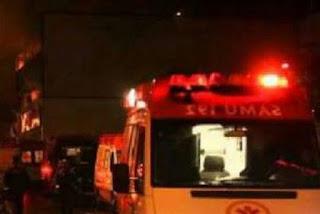 Explosão provocada por celular ligado à tomada causa incêndio e família é hospitalizada