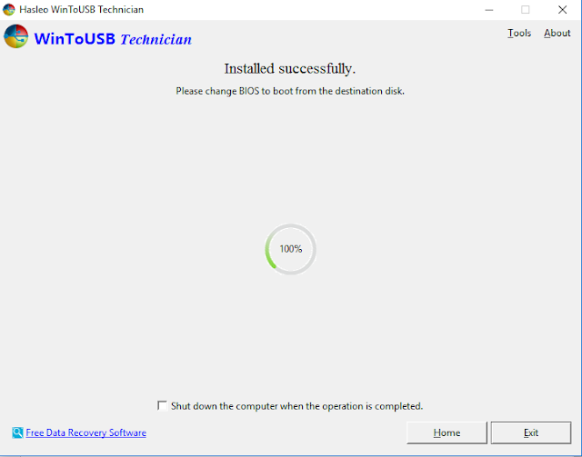 Run Windows Without Hard Disk
